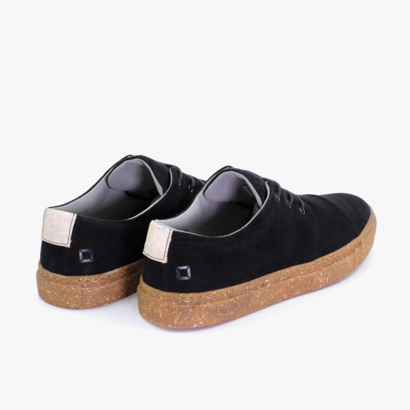 schuhe quadrat schwarz weiß sneaker