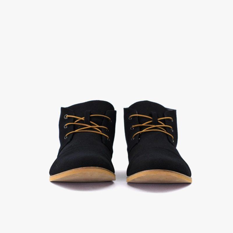 stoff desert boots