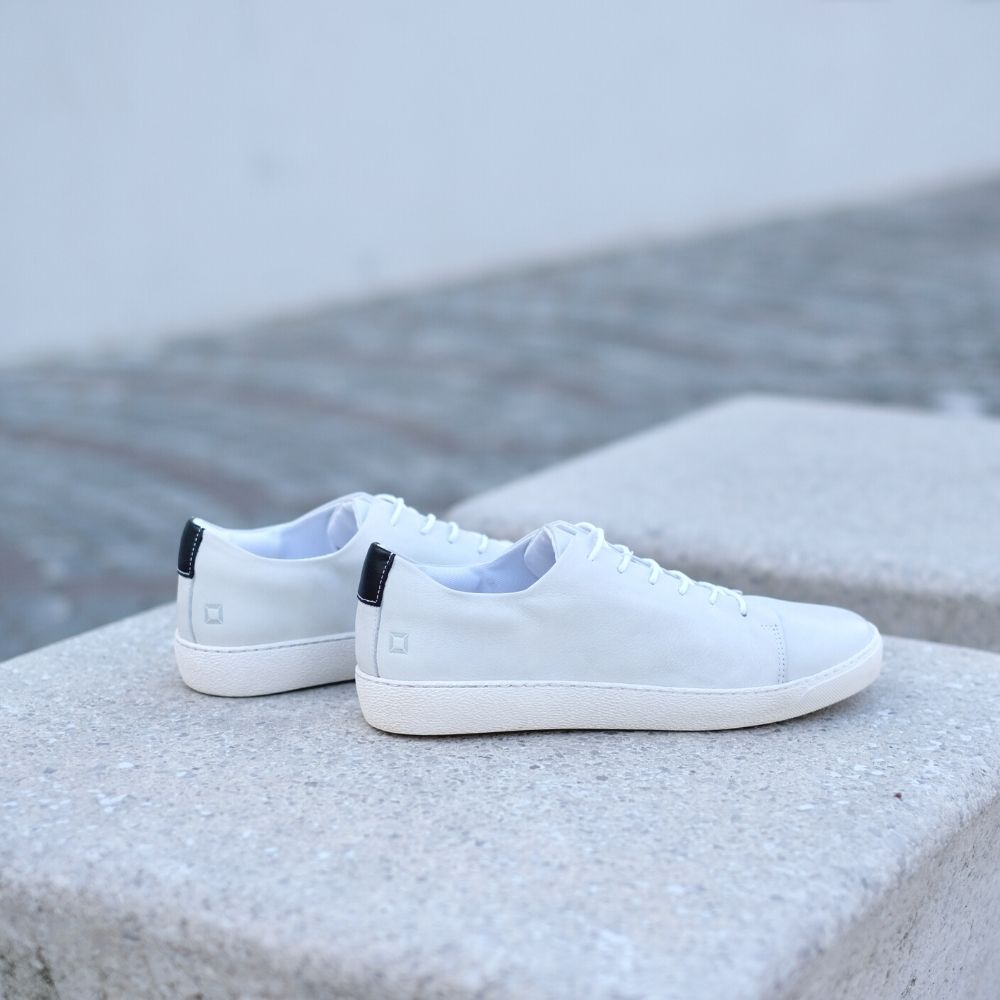 sustainable white sneakers ethically made