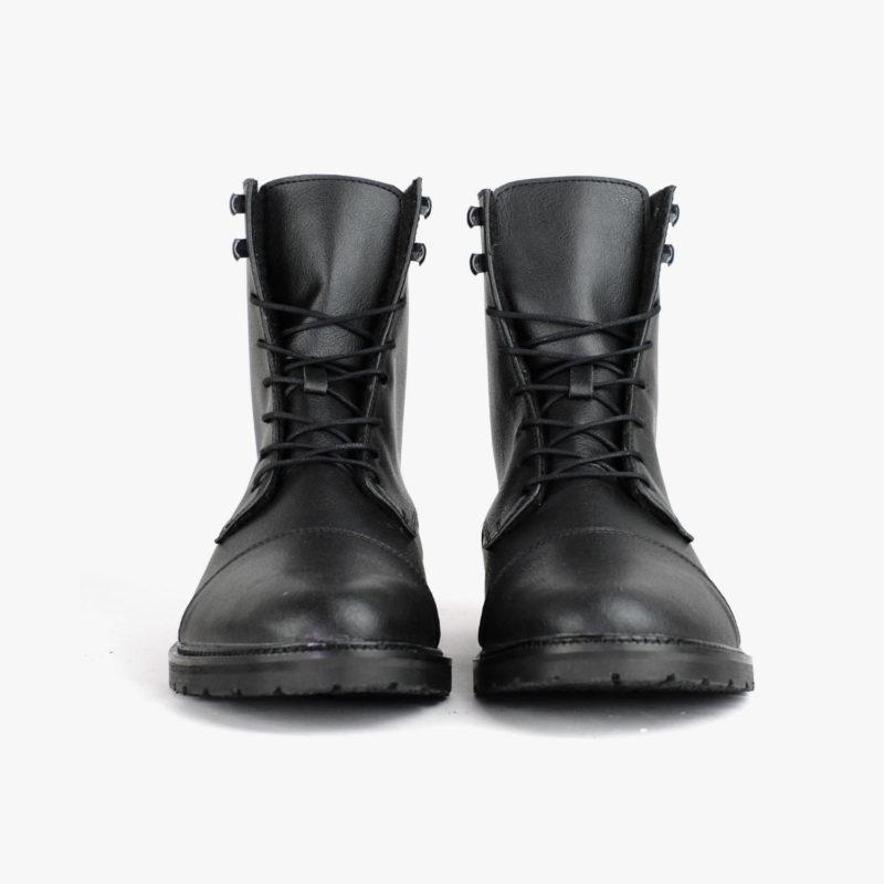 Boots schwarz unisex