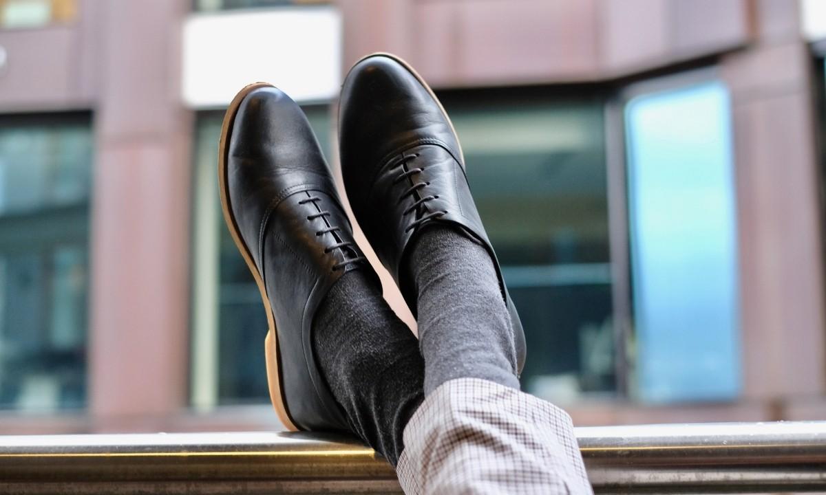 Wie man gute Schuhe erkennt