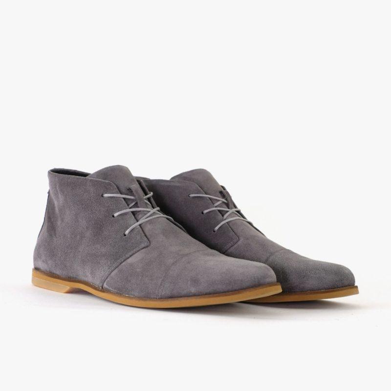 Desert Boots Grau