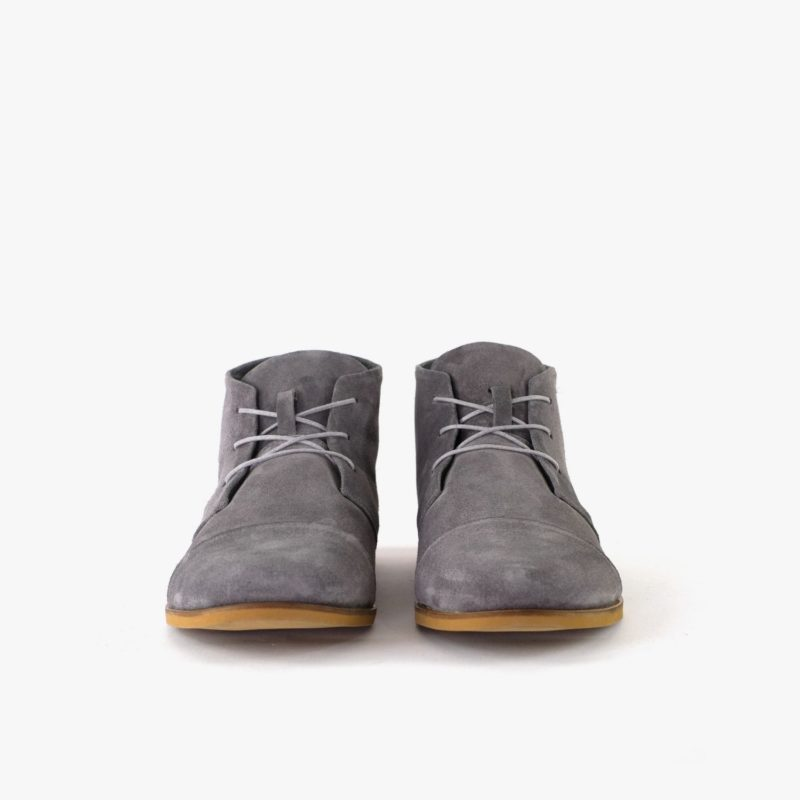 Desert Boots Grau Damen