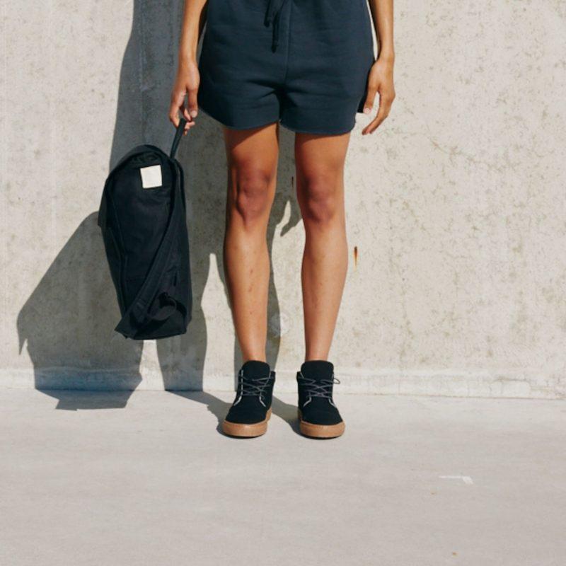 59 black nachhaltige sneaker schwarz