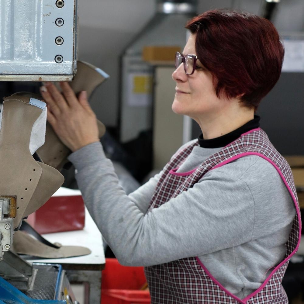 Schuhe Produktion Europa nachhaltig