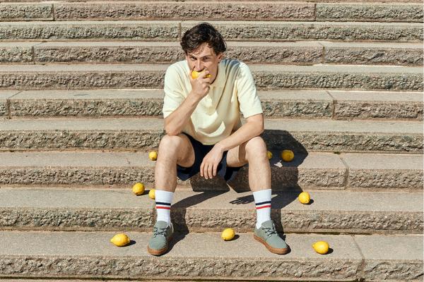 sorbas shoes nachhaltige schuhe grau