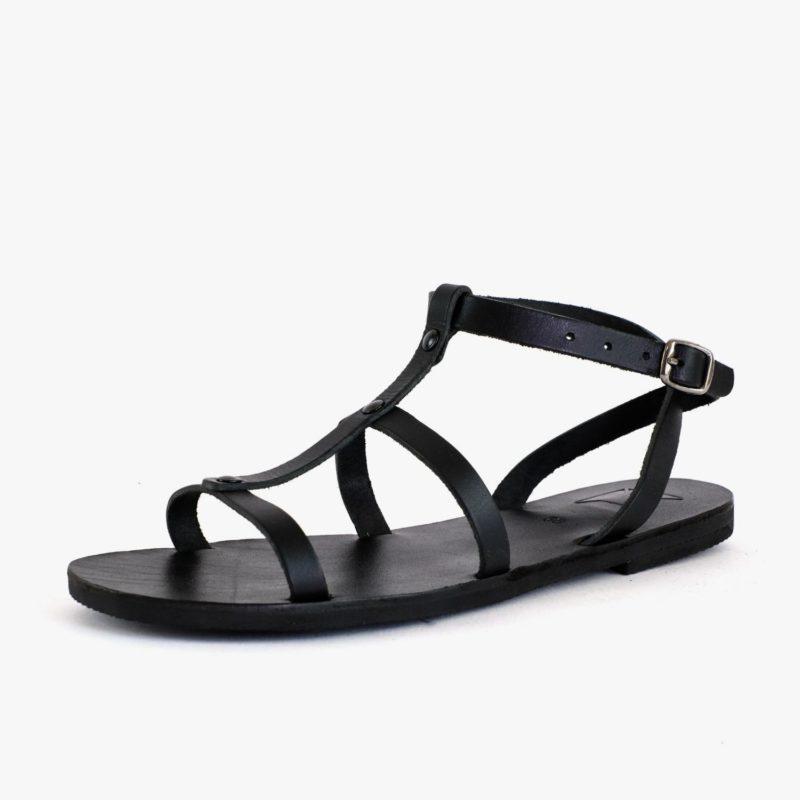 Sandaletten Schwarz Herren Damen