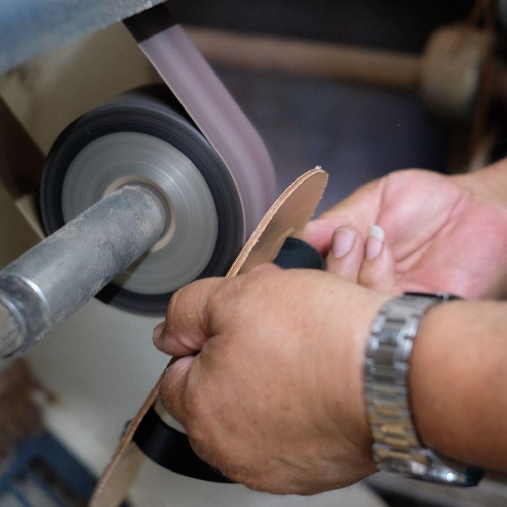 sandalenproduktion