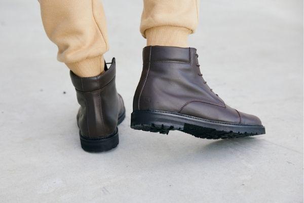 stiefel braun fair produzierte nachhaltige fair produzierte stiefel herren