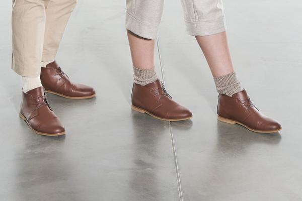 desert boots braun stiefeletten damen herren unisex