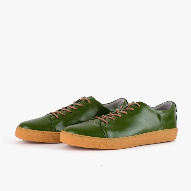 sneaker grün kaktus vegan