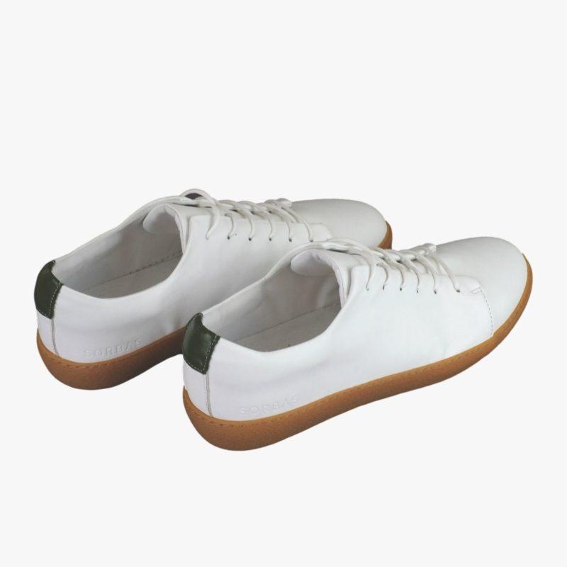 weiße vegane sneaker weiß