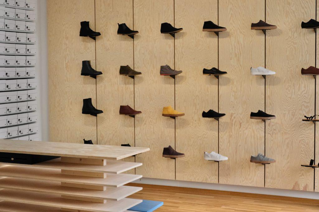 Sorbas Shoes Laden Leipzig